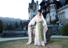 Romanian traditional costumes Part 1 Port national Folk Costume, Costumes, Romanian Women, Royal Caribbean Cruise, Traditional Dresses, Most Beautiful, Kimono Top, Street Style, Female
