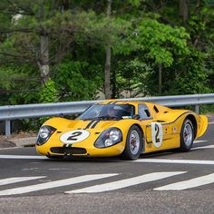 Ford GT40 Mk IV #FordGT40 #MkIV #GT40MkIV #ScuderiaCameronGlickenhaus