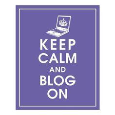Kristen's Spare Time: Reading Blogs