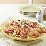Orzo Salad with Chickpeas & Artichoke Hearts Recipe | Eating Well