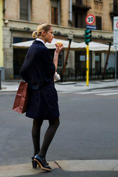 On the Street…..Apple, Milano « The Sartorialist