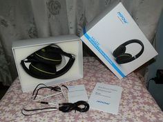 Testa prodotti: Patox Mpow Muze Touch, cuffie ripiegabili soft tou...