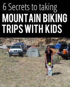 6 Secrets to Taking Mountain Bike Trips with Kids | Singletracks Mountain Bike News