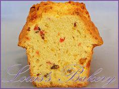 Louis's Bakery: Receta Auténtico Plum-Cake Inglés Paso a Paso
