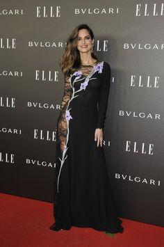 Ariadne Artiles - Premios Estilo Elle  14 Mejor Vestido 874532d279d5