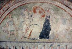 Ipogeo di tre fratelli, Palmira. Gli affreschi del II secolo