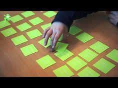 Uitleg bij het spel 'Splitsmemory'. Doel: oefenen van de splitsingen tot en met 9.
