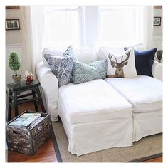 bolted two IKEA chaise lounges together to create this ultimate chair/bed/lounge/couch thing ever.    Liz Marie Blog (@lizmariegalvan) • Instagram photos and videos