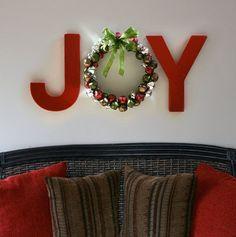 """JOY se haacen las letras, se pintan y se deora la """"O"""" :3"""