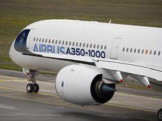 Airbus : A350-1000 carbone, A330neo en vidéo