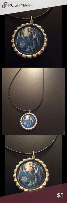 NWOT handmade HP Luna Lovegood bottle cap necklace NWOT handmade HP Luna Lovegood bottle cap necklace Jewelry Necklaces