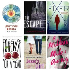 127 YA Books For You