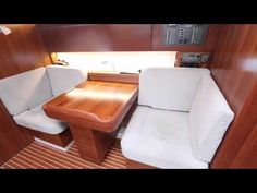 Sunbeam 40.1 video interni - Sail Republic test