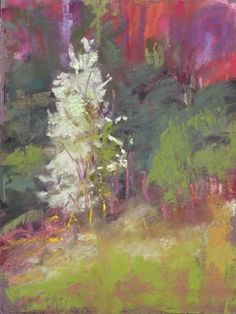 """Colors of Zion by Molly Lipsher Pastel ~ 8"""" x 6"""""""