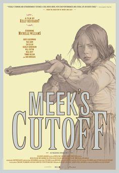 Meek's Cutoff (Kelly Reichardt) / HU DVD 8985 / http://catalog.wrlc.org/cgi-bin/Pwebrecon.cgi?BBID=9204109