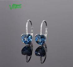 Cheap Jewelry, Jewelry Sets, Jewelry Accessories, Fine Jewelry, Gold Jewelry, Jewellery, Heart Earrings, Ring Earrings, Diamond Earrings