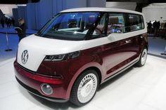 VW Concept Minivan - The Bulli
