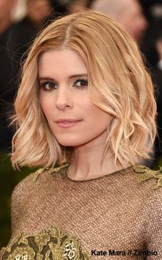 NewYorkDress Blog // #Party Girl in a Party World // Click through for more! // Photo: #KateMara #AmericanHorrorStory #HouseofCards