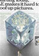 Cube flash bulbs