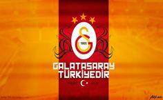 Galatasaray Logo HD Wallpaper