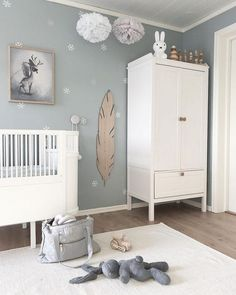 357 Likes 19 Kommentare Marielle R villarostille uff Baby Nursery Decor, Baby Bedroom, Baby Boy Rooms, Baby Boy Nurseries, Nursery Room, Girls Bedroom, Baby Room Themes, Baby Room Design, Toy Rooms