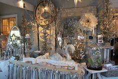 silver swan christmas
