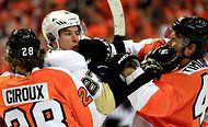 Flyers beating on a sissy. <3