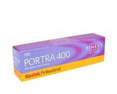 Kodak Portra 400 is a color negative film with a nominal sensitivity of ISO 400/27°. Porta 400 is one of the finest grain high-speed films on the market. In changing light conditions it delivers spectacular skin tones and exceptional...