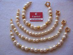 CAPRICCI PLATA: Google+ Pulseras de perlas naturales y plata 925m. www.capricciplata.com www.facebook.com/capricci.plata1