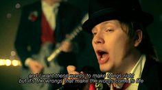patrick stump quotes | lyrics fall out boy Patrick Stump thnks fr th mmrs my gifs 7