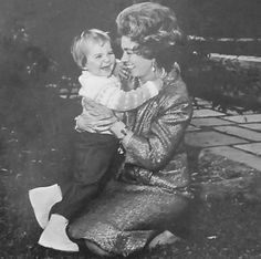 Miss Honoria Glossop | Queen Frederica of Greece and granddaughter Infanta Elena of Spain