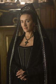 Maria Doyle Kennedy as Katherine of Aragon in 'The Tudors' (2007-2008)