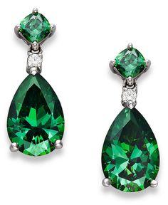 Arabella Sterling Silver Earrings, Green Swarovski Drop earrings I want! Statement Jewelry, Gemstone Jewelry, Jewelry Box, Jewelry Watches, Jewelry Accessories, Jewellery, Prom Earrings, Sterling Silver Earrings, Swarovski