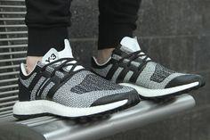 c1274e1eb Y3 Pure Boost Oreo Sneakers In Focus