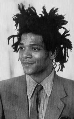 """I am not a Black artist. I am an artist.""-Jean-Michel Basquiat 1960-1988 Death by heroin overdose..."