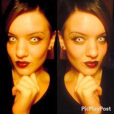 #Zombie #Vampire #OmbreLip #Halloween #Contacts