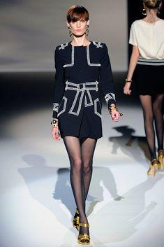 Moschino Spring 2010 Ready-to-Wear Collection Photos - Vogue