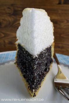 Mohn-Marzipan-Kuchen | Foodblog rehlein backt