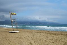 Empuriabrava on an Autumn day, looking out at the Bay of Roses, Costa Brava.