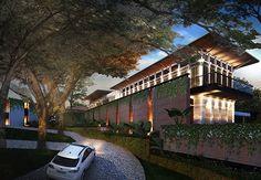 Hilton Goa | BLINK – Asia–born, Internationally Acclaimed Hotel and Resort Designers