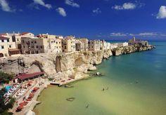 Vieste, Gargano, Puglia, Italy (via Italy)