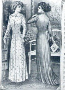 Mother hubbard dress images