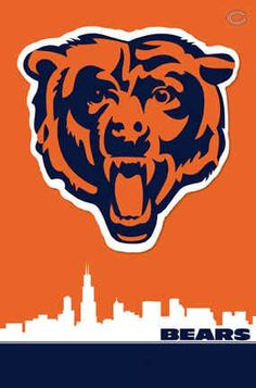 Whoot Whoot Chicago Bears!
