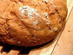 As Receitas da Patanisca: World Bread Day: Pão de flocos de centeio e gérmen de trigo