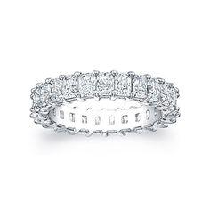 Radiant Eternity Ring