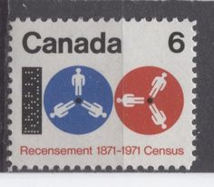 Canada #542 1971 6c Centenary of the Census HF VF-84 NH | eBay Postage Stamps, Tao, Canada, Relationship, River, Graphic Design, Money, Cool Stuff, Amazon