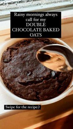 Fun Baking Recipes, Vegan Recipes, Snack Recipes, Cooking Recipes, Healthy Dessert Recipes, Healthy Sweets, Healthy Baking, Healthy Cookie Dough, Healthy Sweet Snacks