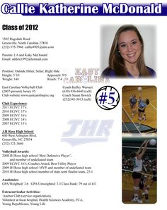 Athletic Resume riley recruiting flyerresume Sample Soccer Player Resume Google Search