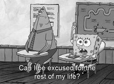 Sponge Bob @Erlyn Miller