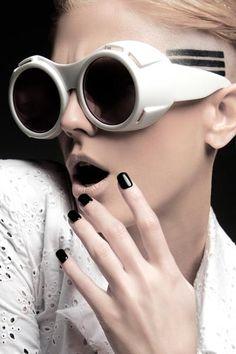 Cyberpunk Noise. Sunglasses After Dark.....